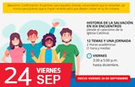 PASTORAL UNIVERSITARIA: CATEQUESIS DE INICIACIÓN CRISTIANA - 2021-2