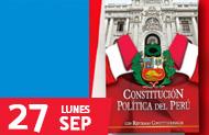 FDCP: CRISIS POLÍTICA: ¿SE DEBERÍA CAMBIAR LA CONSTITUCIÓN POLÍTICA DE 1993?