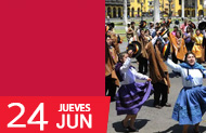 FCEH - WEBINAR: PONDERING ON THE 200TH ANNIVERSARY OF PERUVIAN INDEPENDENCE - THE IMPACT OF CULTURE ON TOURISM