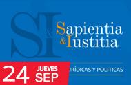 FDCP - Presentación revista: Sapientia & Iustitia Revista de Ciencias Jurídicas y Políticas