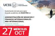 ESCUELA DE POSTGRADO: ADECUACIÓN DE LAS ACTIVIDADES LABORALES Y FINANCIERAS Y SU INCIDENCIA EN LA PERMANENCIA OPERATIVA DE LAS MYPE PERUANAS FILIALES DE MULTINACIONALES CHILENAS EN EL MARCO DE LA EMERGENCIA SANITARIA POR EL COVID-19. LIMA – PERÚ. 2020.
