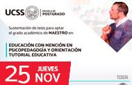 ESCUELA DE POSTGRADO: EL DEPARTAMENTO PSICOPEDAGÓGICO Y LA ADAPTACIÓN A LA VIDA UNIVERSITARIA EN LOS ESTUDIANTES DE LA UNIVERSIDAD CATÓLICA SEDES SAPIENTIAE - 2018.