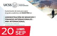 ESCUELA DE POSTGRADO: SUSTENTACIÓN - CLIMA ORGANIZACIONAL Y SATISFACCIÓN LABORAL EN LOS TRABAJADORES DE LAS EMPRESAS DE LIMA METROPOLITANA. LIMA 2020
