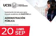 ESCUELA DE POSTGRADO: SUSTENTACIÓN EL USO DEL SISTEMA INTEGRADO DE GESTIÓN ADMINISTRATIVA Y LA AUTOMATIZACIÓN DE LOS PROCEDIMIENTOS ADMINISTRATIVOS EN LA OFICINA DE LA SUNASS DE LIMA 2021