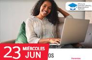 23 de junio - OILSE: TALLER INFORMATIVO SOBRE LOS SERVICIOS DE TELETRABAJO, OSEL Y CERTIFICADO ÚNICO LABORAL
