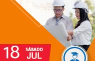 FI - Webinar - Sustentación de tesis: Diseño de pavimento flexible con material reciclable de la construcción en el jirón San Hernán, Los Olivos, Lima – 2019